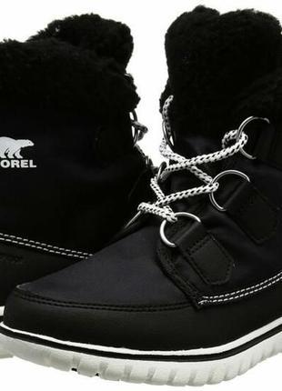 Sorel новые зимние теплые термо ботинки сапоги оригинал 37 38 39 40