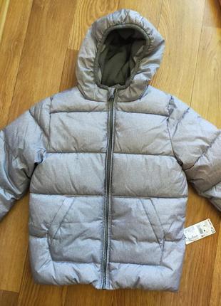 Зимняя куртка см замеры