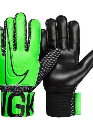 Перчатки nike gk match jr-fa19 gs3883-398 / оригинал