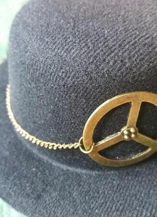 Шляпка в стиле стимпанк