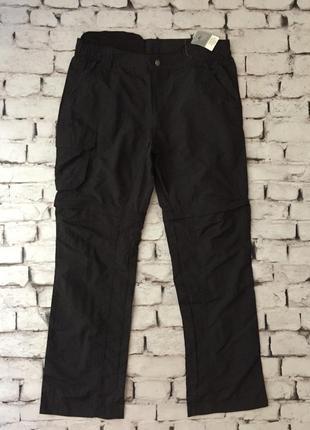 Функциональные штаны шорты трансформеры легкие брюки спорт туризм