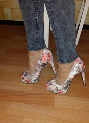 Очень красивые туфельки с баку