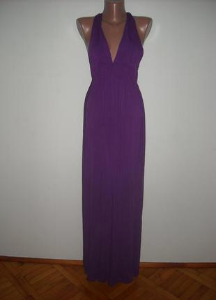 Для смеоой девушки платье nev look фиолетового цвета