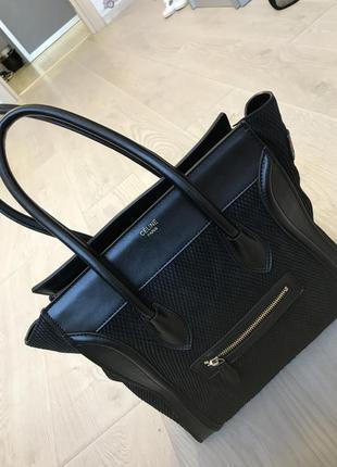 Шикарная сумка celine
