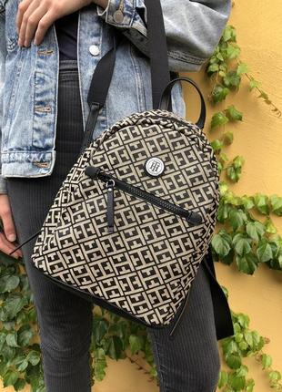Рюкзак tommy hilfiger, сумка, рюкзак guess