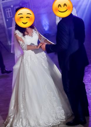 Весільна сукня (весільне плаття, свадебное платье, wedding dress)