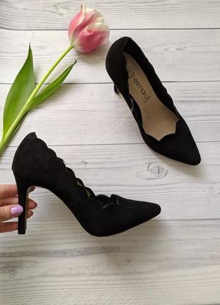 Распродажа!! шикарные туфли esmara 36 р