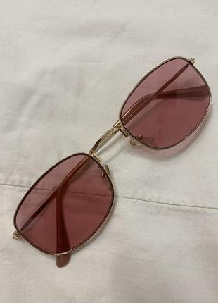 Прямоугольные очки mango
