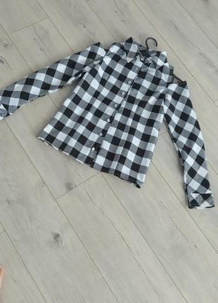 Рубашка/ сорочка в клетку
