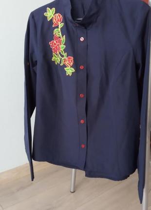 Рубашка сорочка блуза