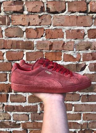 Кеды кроссовки puma suede adidas nike asics