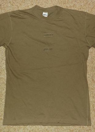 Тропическая футболка бундесвера