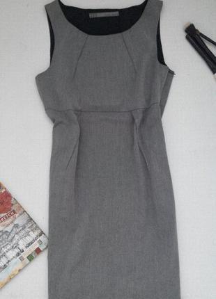 Классическое платье zara