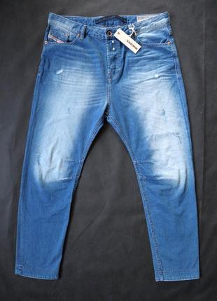 Стильні нові жіночі джинси-бойфренд diesel