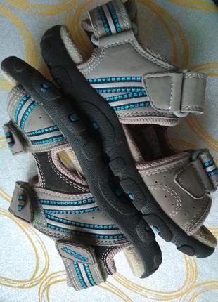 Трекінгові сандалі, босоніжки від geox