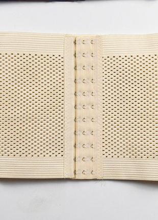 Корсет послеродовой пояс-корсет послеоперационный бандаж2 фото