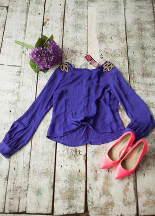 Блуза-топ rare london