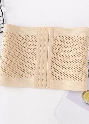 Корсет послеродовой пояс-корсет послеоперационный бандаж