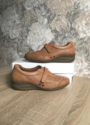 Footglove 38 р кожа кроссовки туфли кросівки туфлі