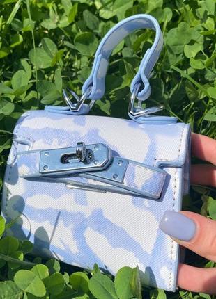 Невероятная, модная и трендовая мини - сумка