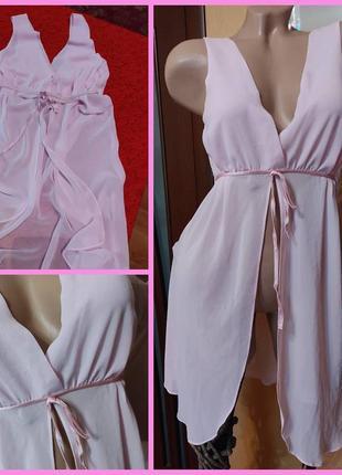 Пеньюар комбинация сексуальное бельё рубашка платье секси