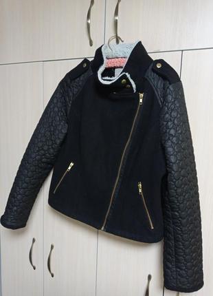 Куртка косуха деми