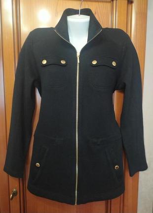 Трикотажная куртка,толстовка,парка