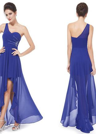 Синее платье от ever pretty
