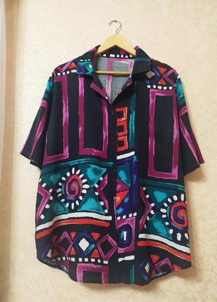 Рубашка- штапель