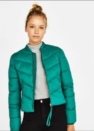 Куртка женская bershka m-l