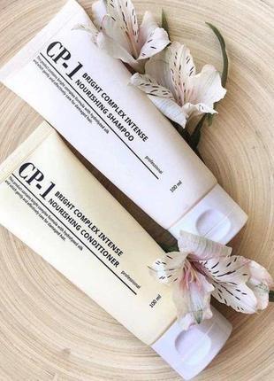 Набор: шампунь и кондиционер с протеинами