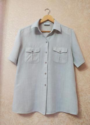 Рубашка- лен