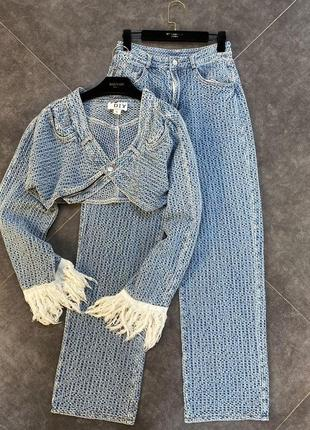 Модный костюм1 фото