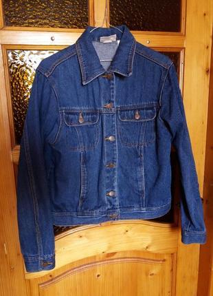 Джинсовка куртка джинсова