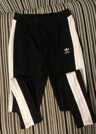 Adidas оригинальные спортивки спортивные штаны брюки адидас с лампасами