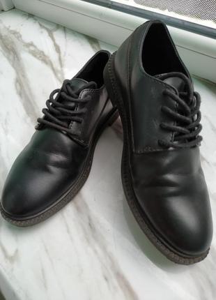Туфли на мальчика zara