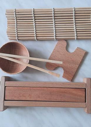 Набор для приготовления суши дома