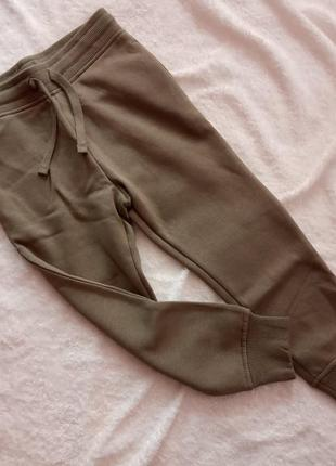 Джогери штани h&m 110 утеплені