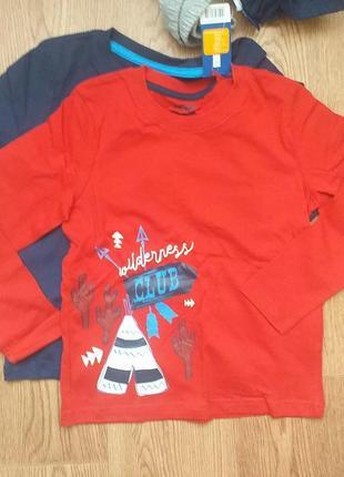 Набор пижам хлопковых на мальчика,lupilu