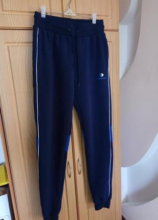 Утеплённые спортивеая штаны donnay