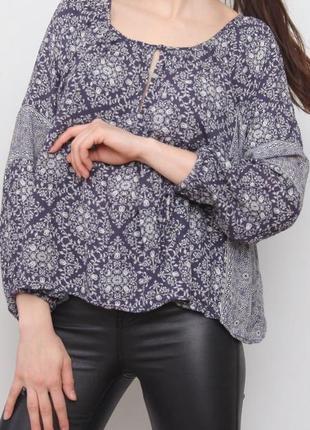 Рубашка сорочка блуза zara