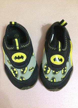 Аквашузы коралики детские пляжная обувь для мальчика