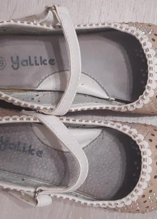 Туфли для девочки4 фото