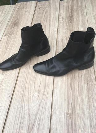 Стильные актуальные челси vera gomma туфли ботинки