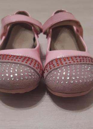 Туфли для девочки тм шалунишка2 фото
