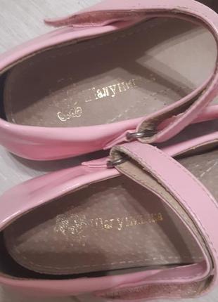 Туфли для девочки тм шалунишка5 фото