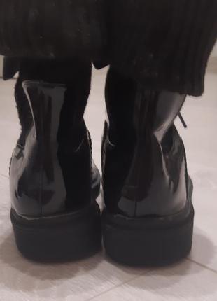 Ботинки демисезон для девочки