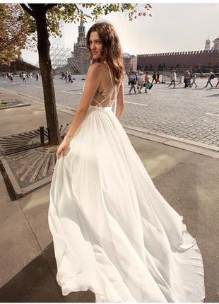 Свадебное платье от papilio wedding