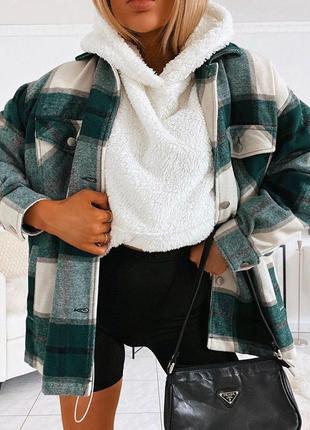 Тёплая рубашка