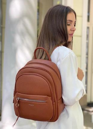 Рюкзак женский david jones из эко-кожи в двух цветах